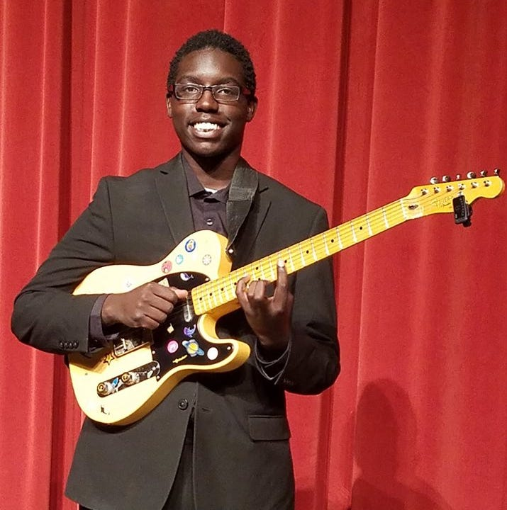 WHS guitarist invited to jazz tour after organizers notice 'incredible talent'