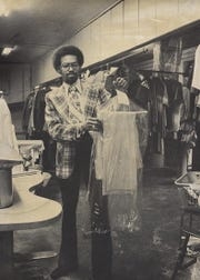 Denny Whayne was owner of Top Hat Cleaners at 900 N. National Avenue in 1979.