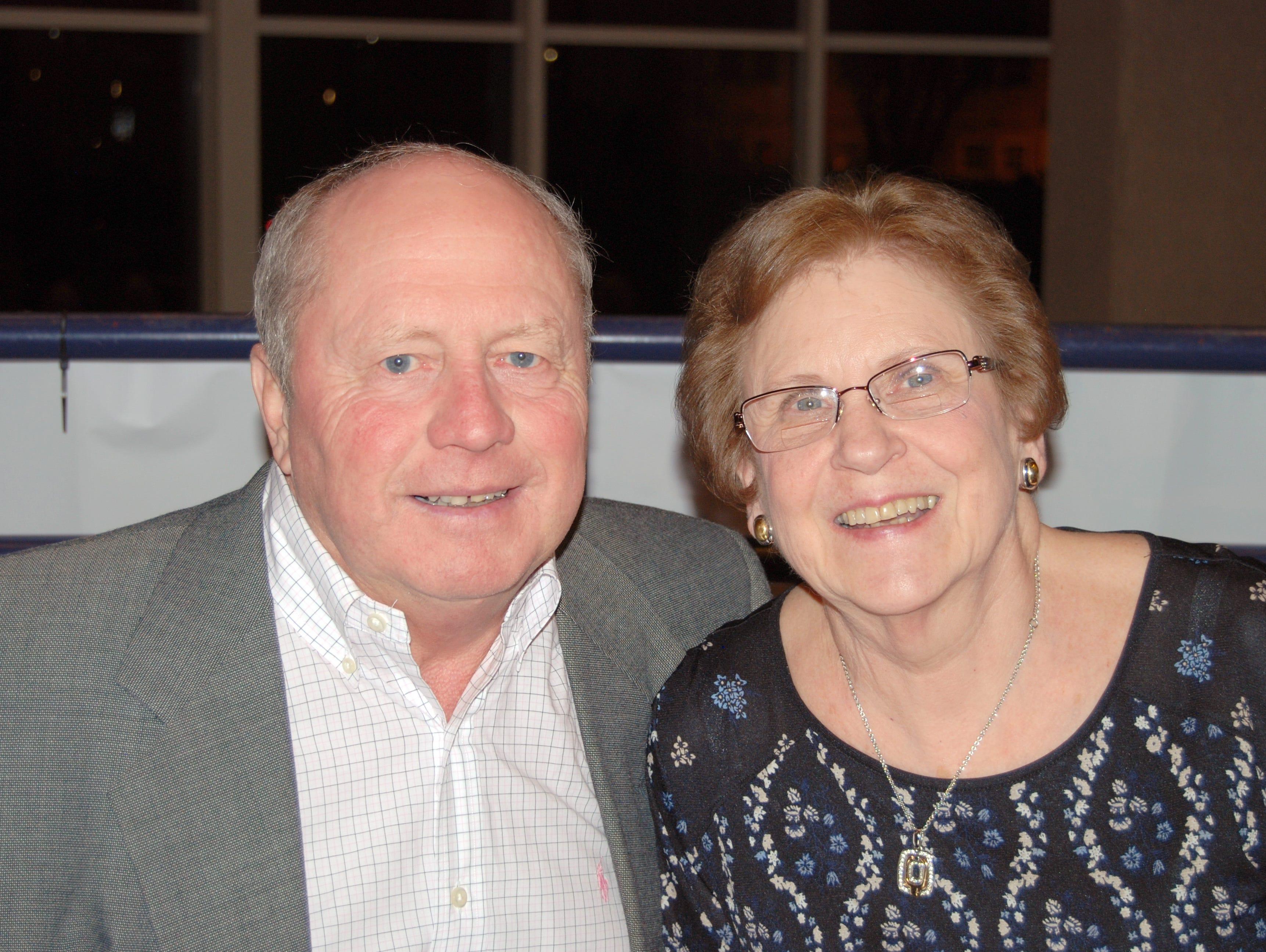Gene and Claran Aug