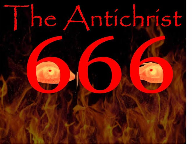 The number 666, for some, has ominous religious overtones. Today's Pokin Around column does not. (Image from a blog called Scribe of Righteousness.)