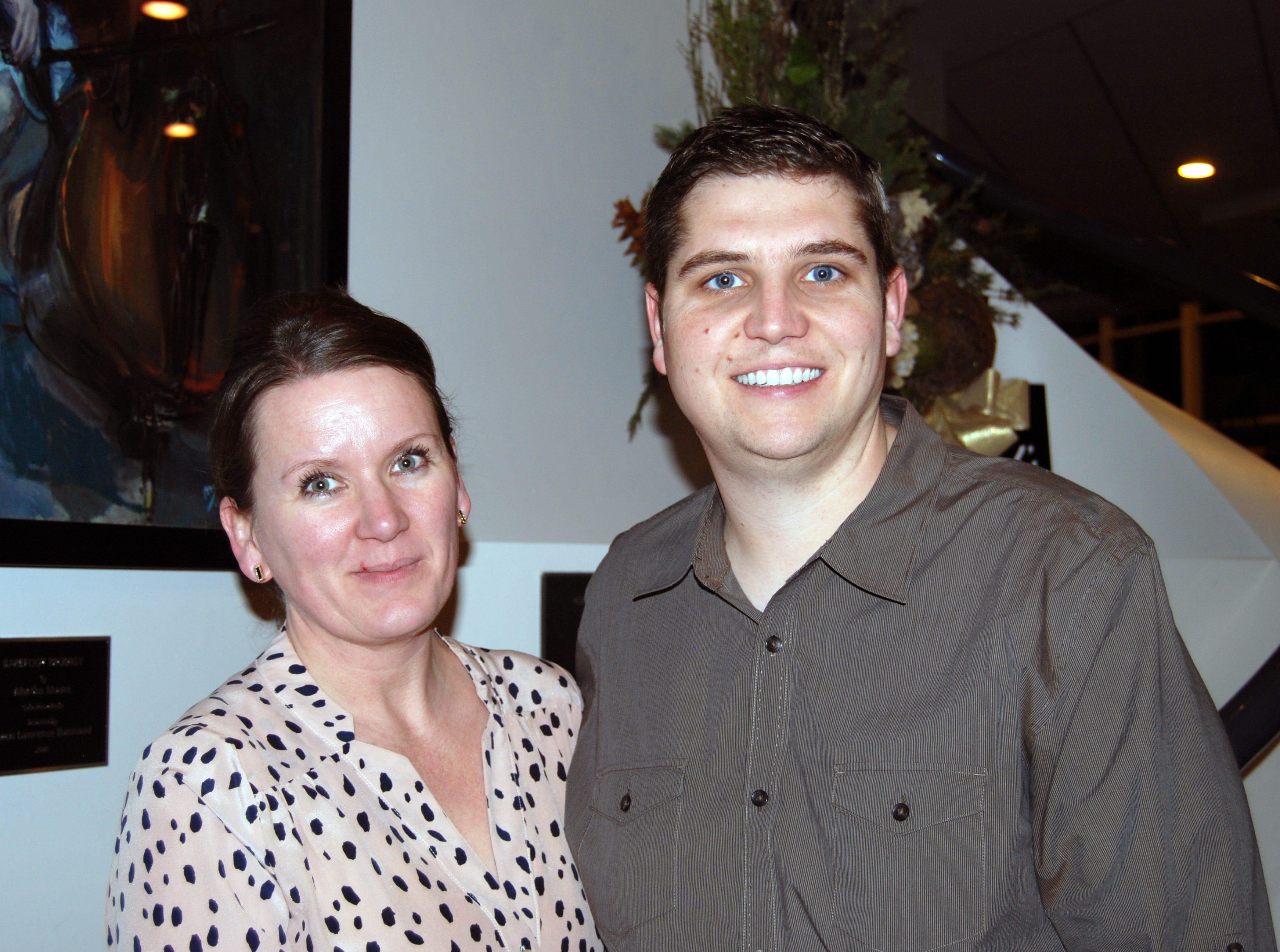 Victoria and Cole White