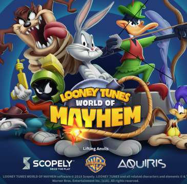 'Looney Tunes World of Mayhem': Anvils, mallets and micro-transactions