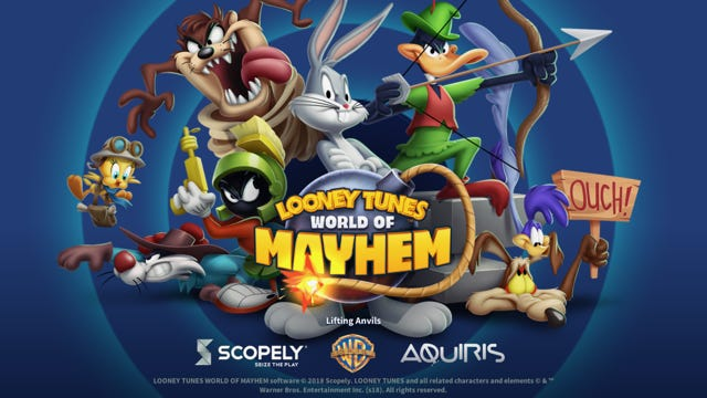 "If the anvils and mallets don't get you in ""Looney Tunes World of Mayhem,"" the nickel and diming will."