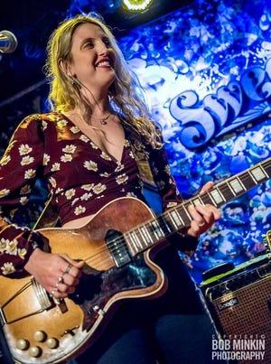 Katie Skene whips up a Hometown Holiday Hootenanny at 6 p.m. Sunday at Bradfordville Blues Club, 7152 Moses Lane.