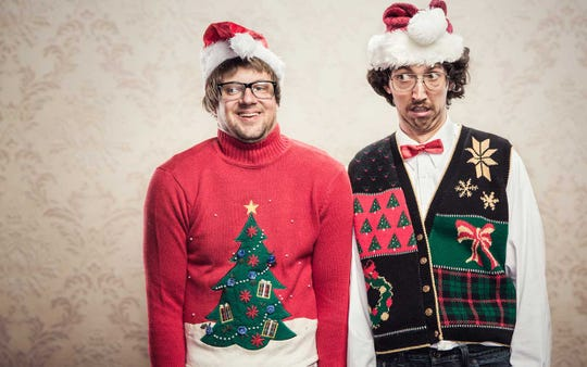 Everyone has at least one ugly Christmas sweater, right?