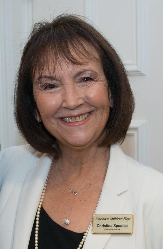 Christina Spudeas