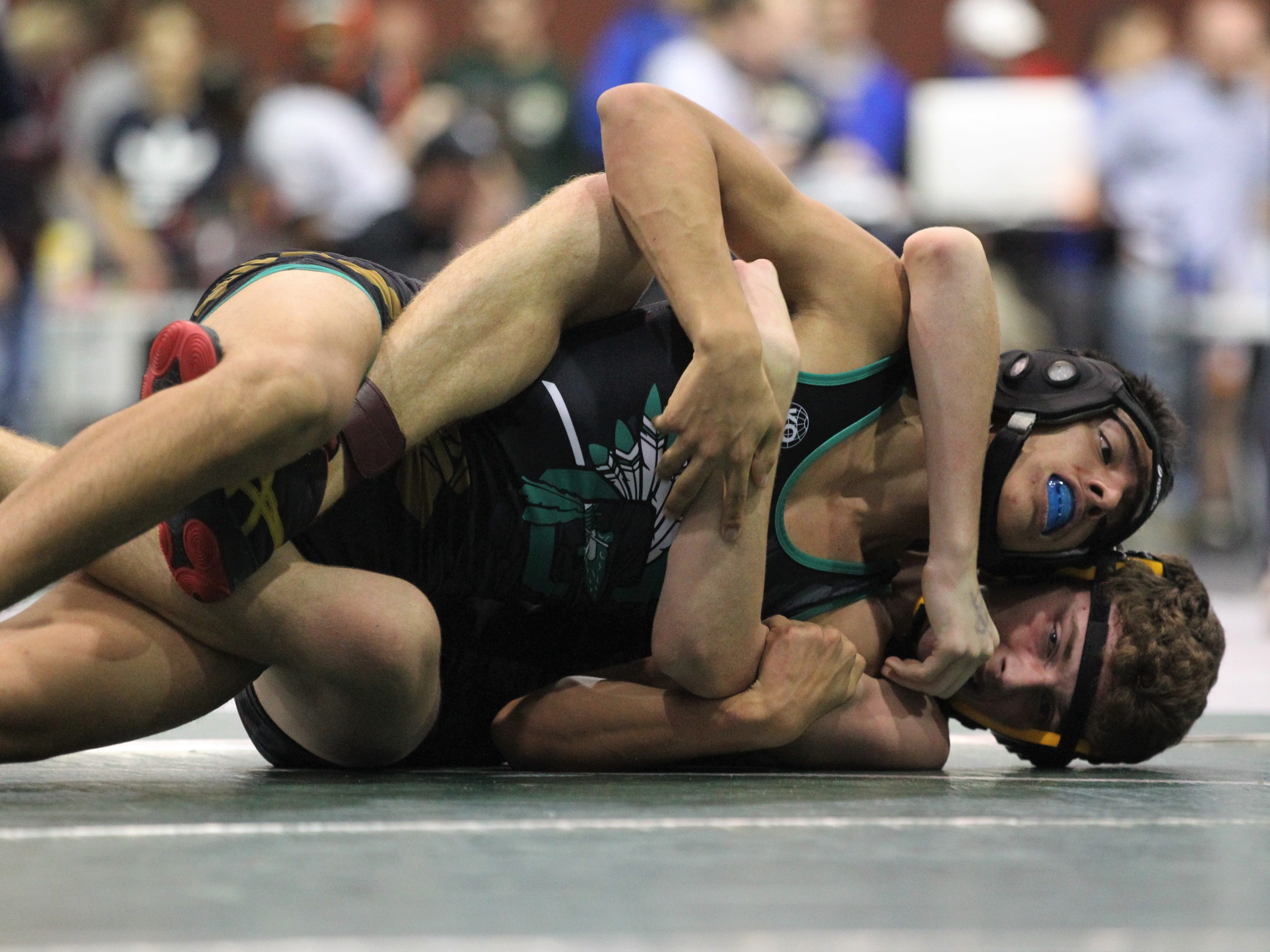 Chiles' youth, Wakulla's wrestling experience showcased at Capital City Classic