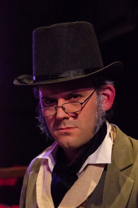 Scrooge With Nathan Jpeg