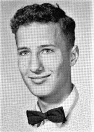 Mike Stone in 1962.