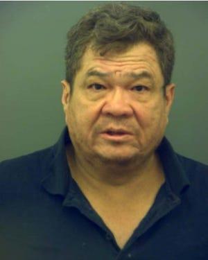 Robert Garza was arrested for indecent exposure Dec. 15