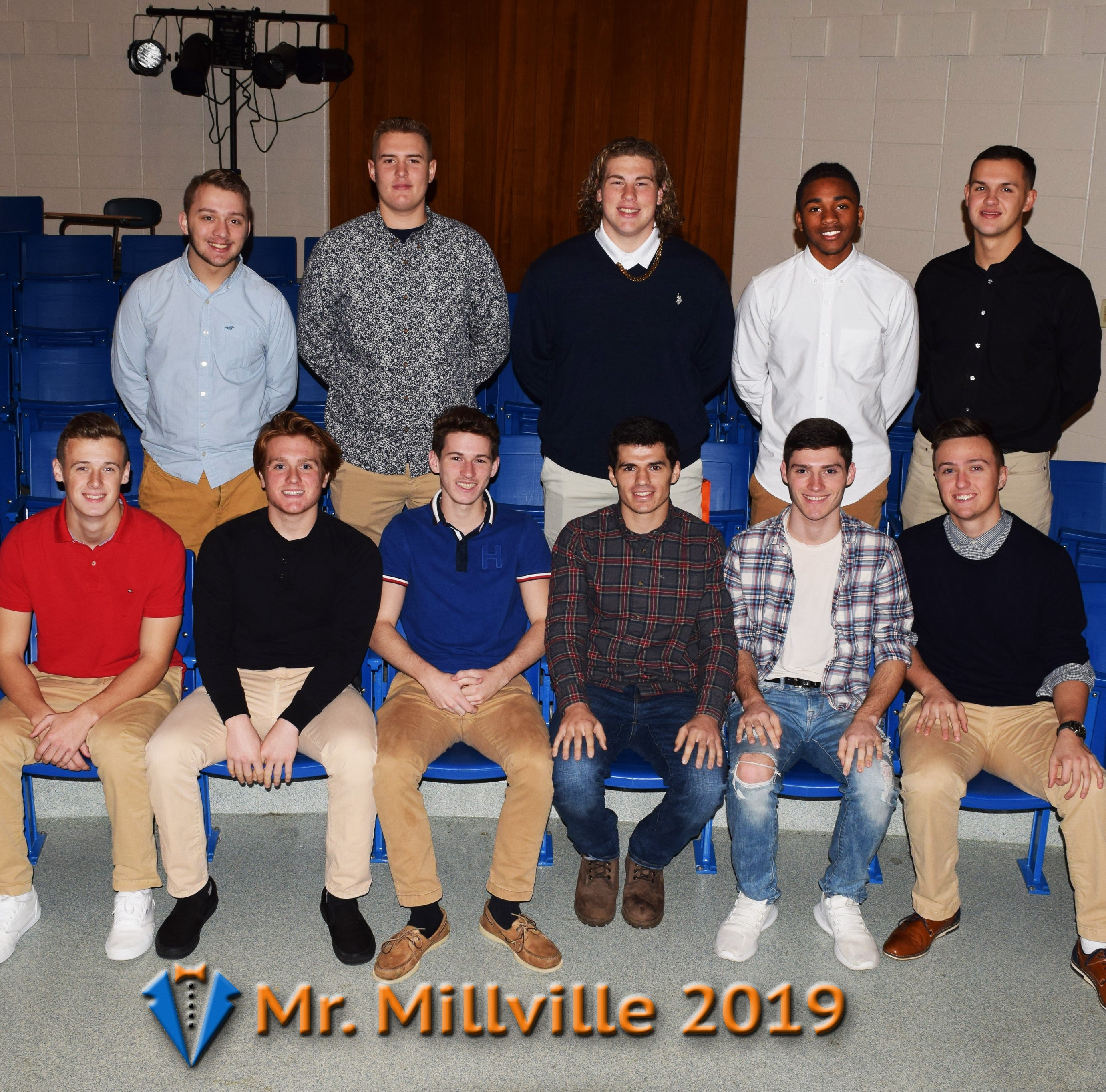 Contestants announced for Millville High School's Mr. Millville contest