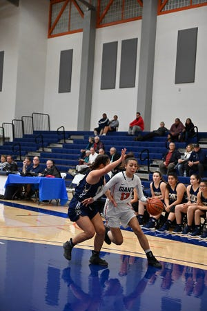 College of the Sequoias' Shae Sanchez was named the most valuable player of the San Mateo Tournament this past weekend.