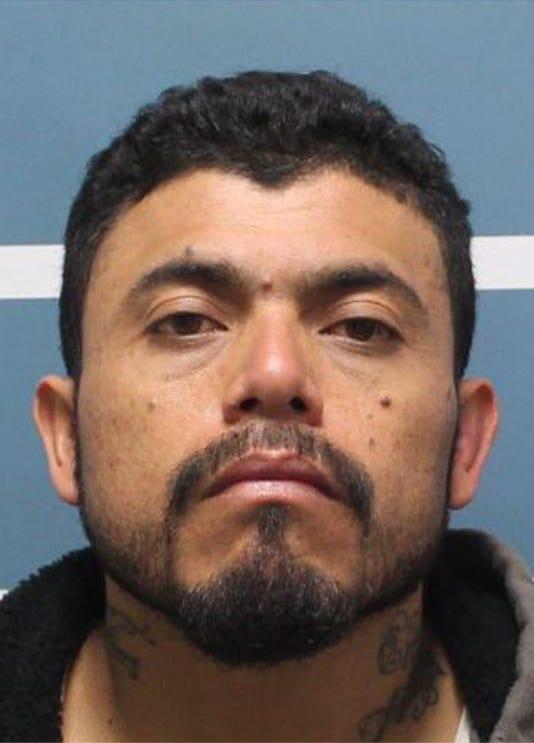 Suspect Gustavo Garcia
