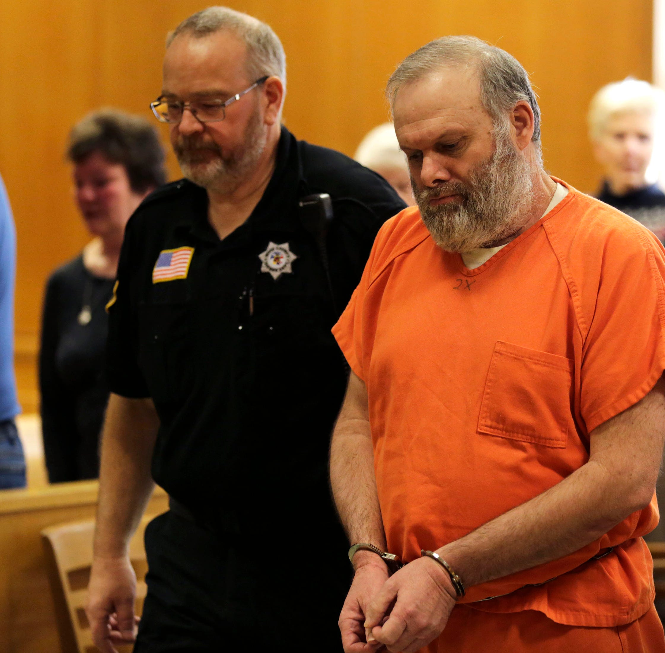 Wisconsin Rapids gunman gets life in prison for shooting bakery owner with kids nearby