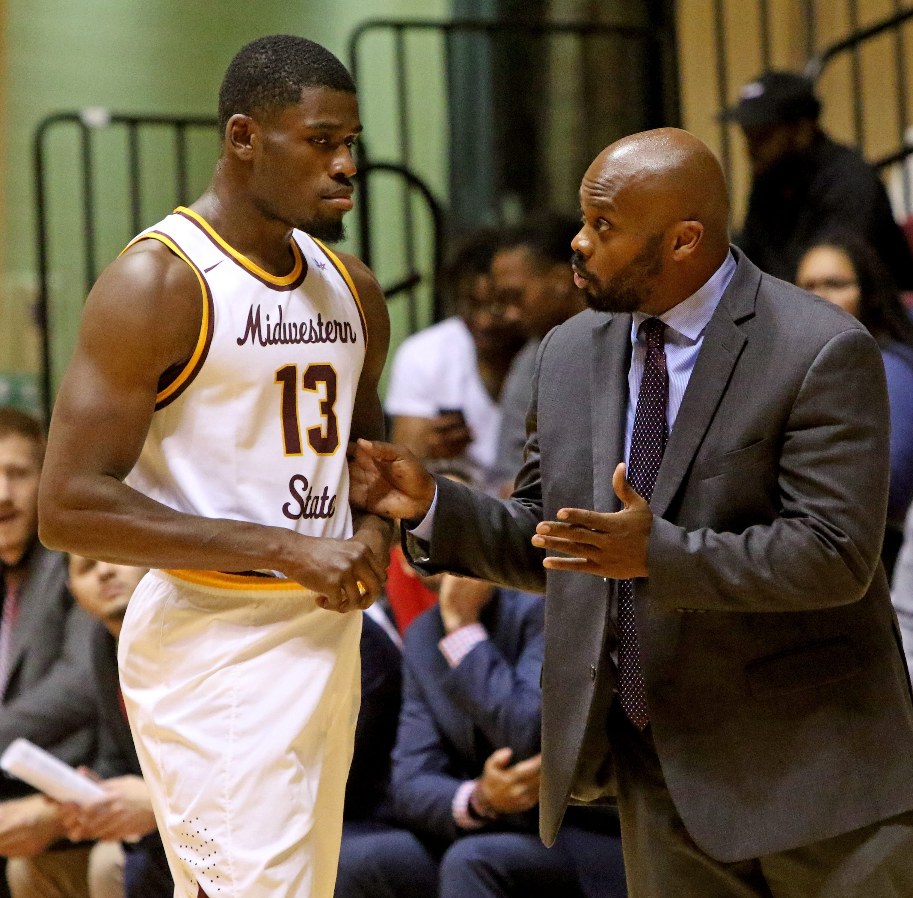 Haggerty resigns as Midwestern State men's basketball coach