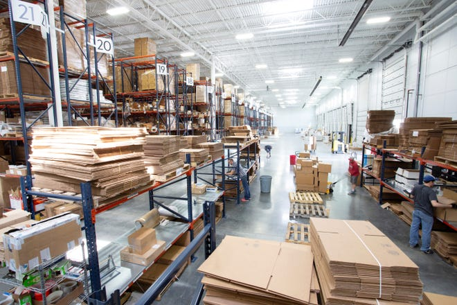 Malouf, the maker of the Z-pillow and high-end bedding, ships its entire product line to the Midwest and Northeast United States from their distribution center located in Frazeysburg.
