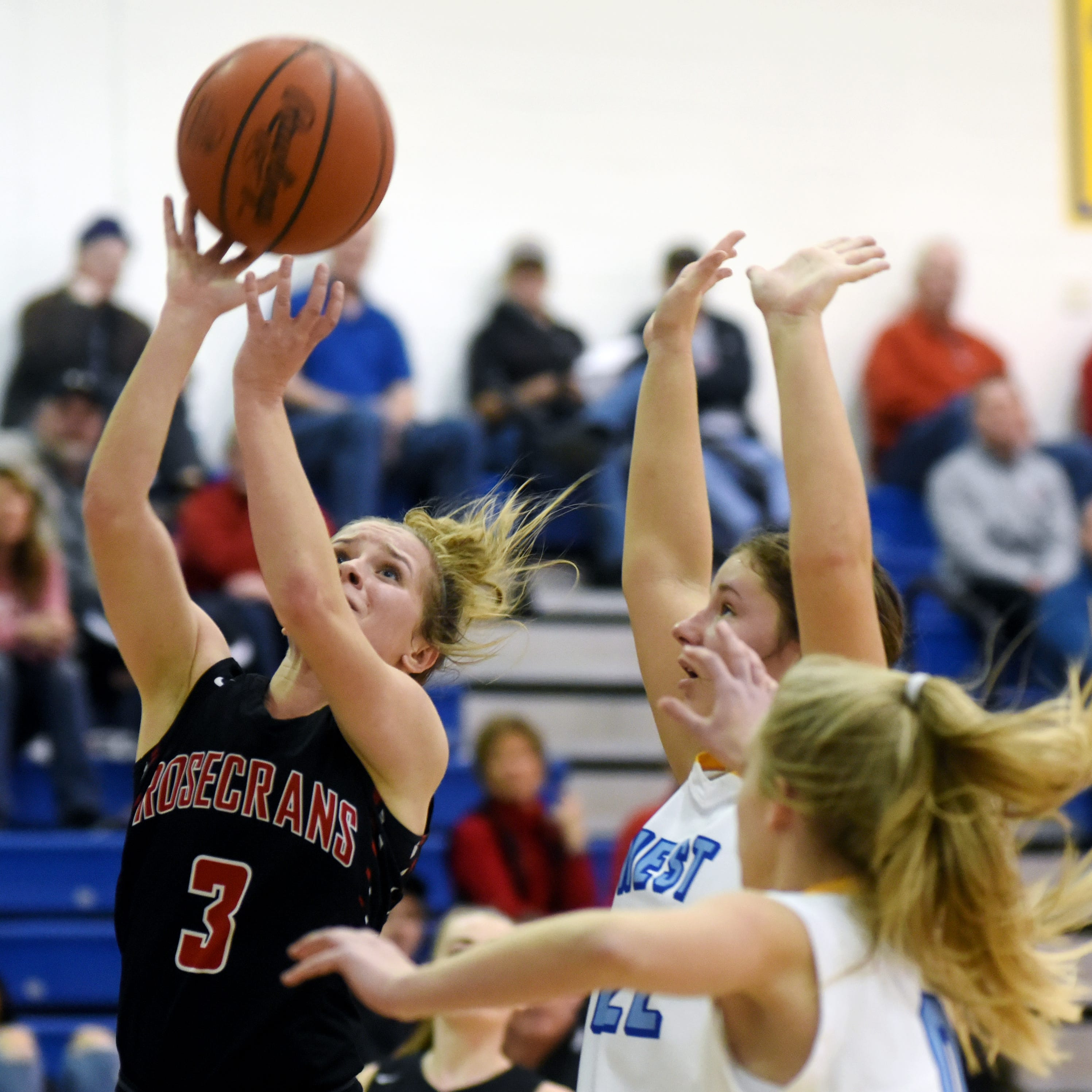 Rosecrans fends off feisty West M