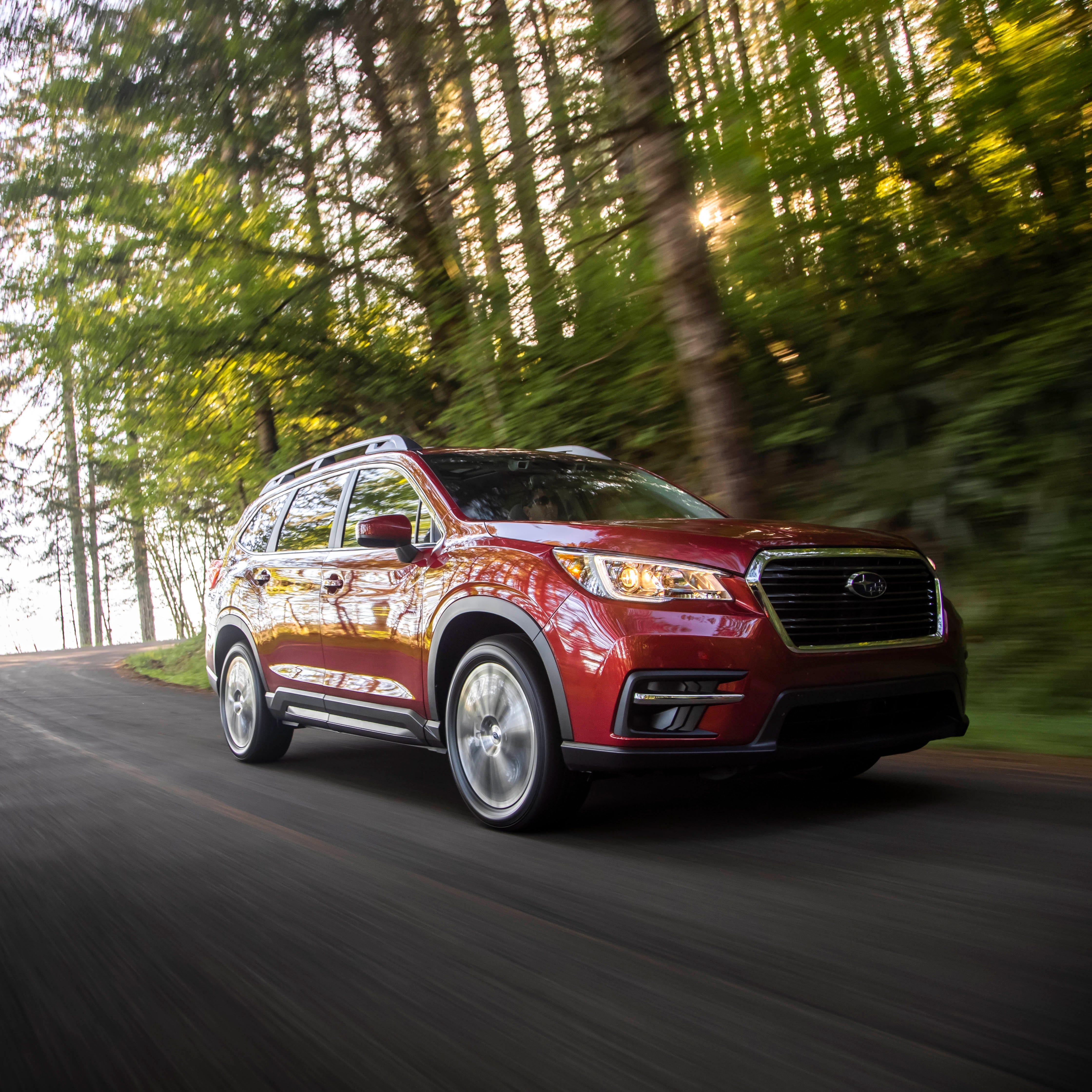 The 2019 Subaru Ascent.