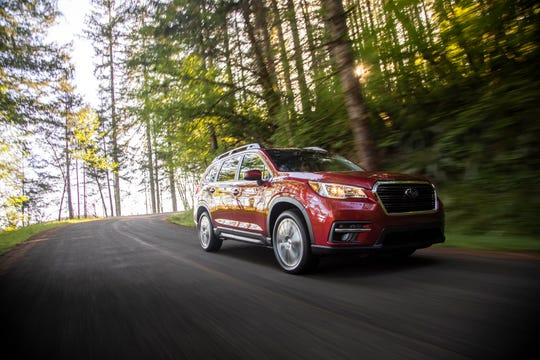 The 2019 Subaru Ascent.
