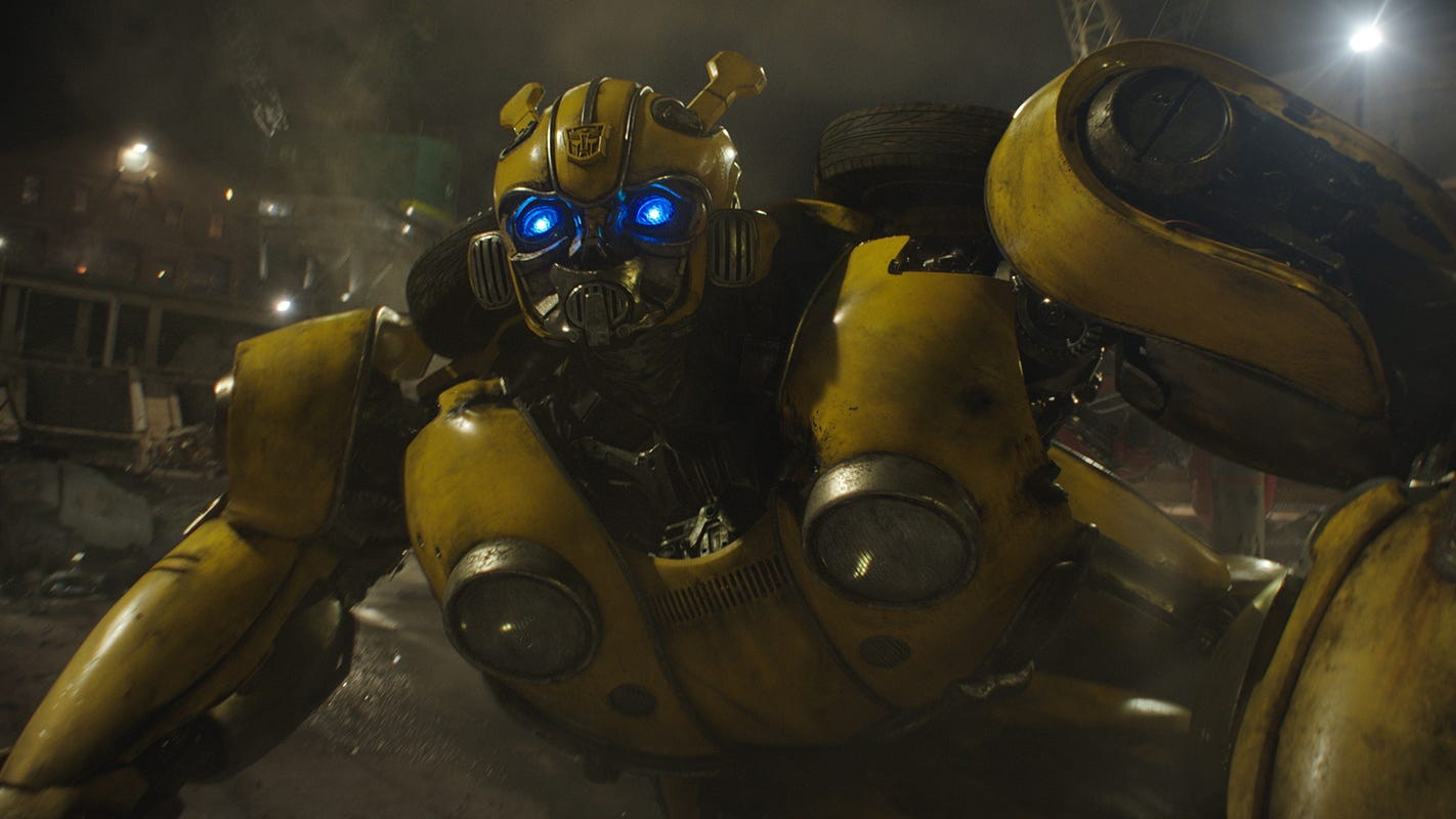 Bumblebee': 10 burning questions about 1980s 'Transformers