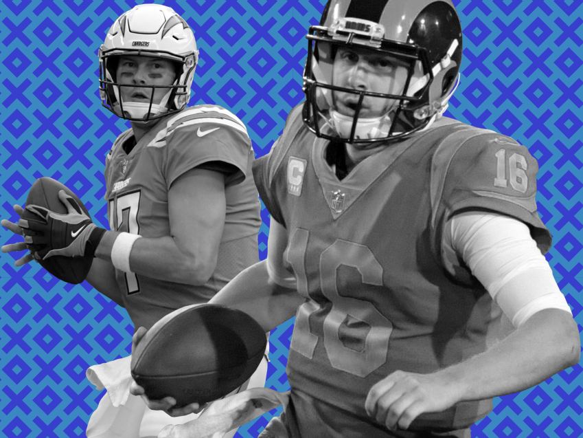 NFL power rankings: Chargers now Los Angeles' top team? Patriots tumble from top five