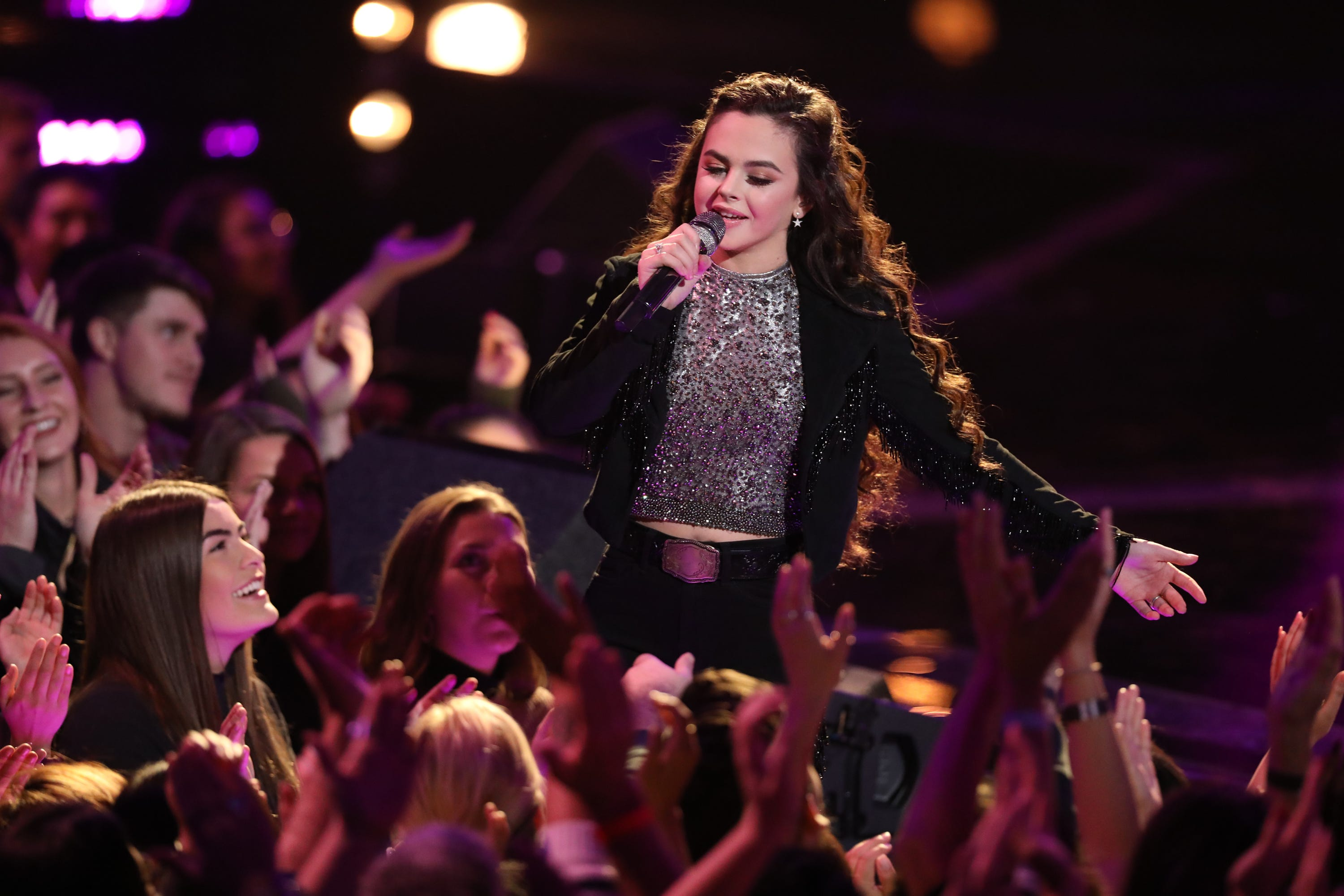 'The Voice' crowns Season 15 champion