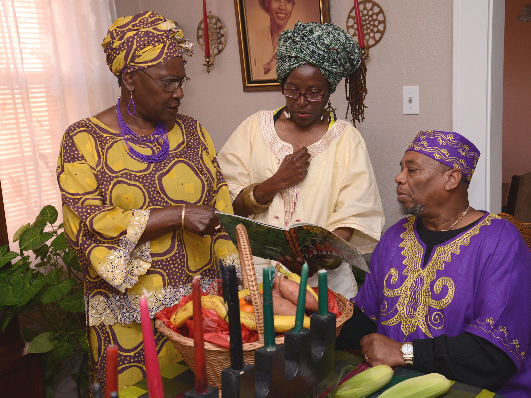Based on African principles, Kwanzaa holiday holds lessons for entrepreneurs