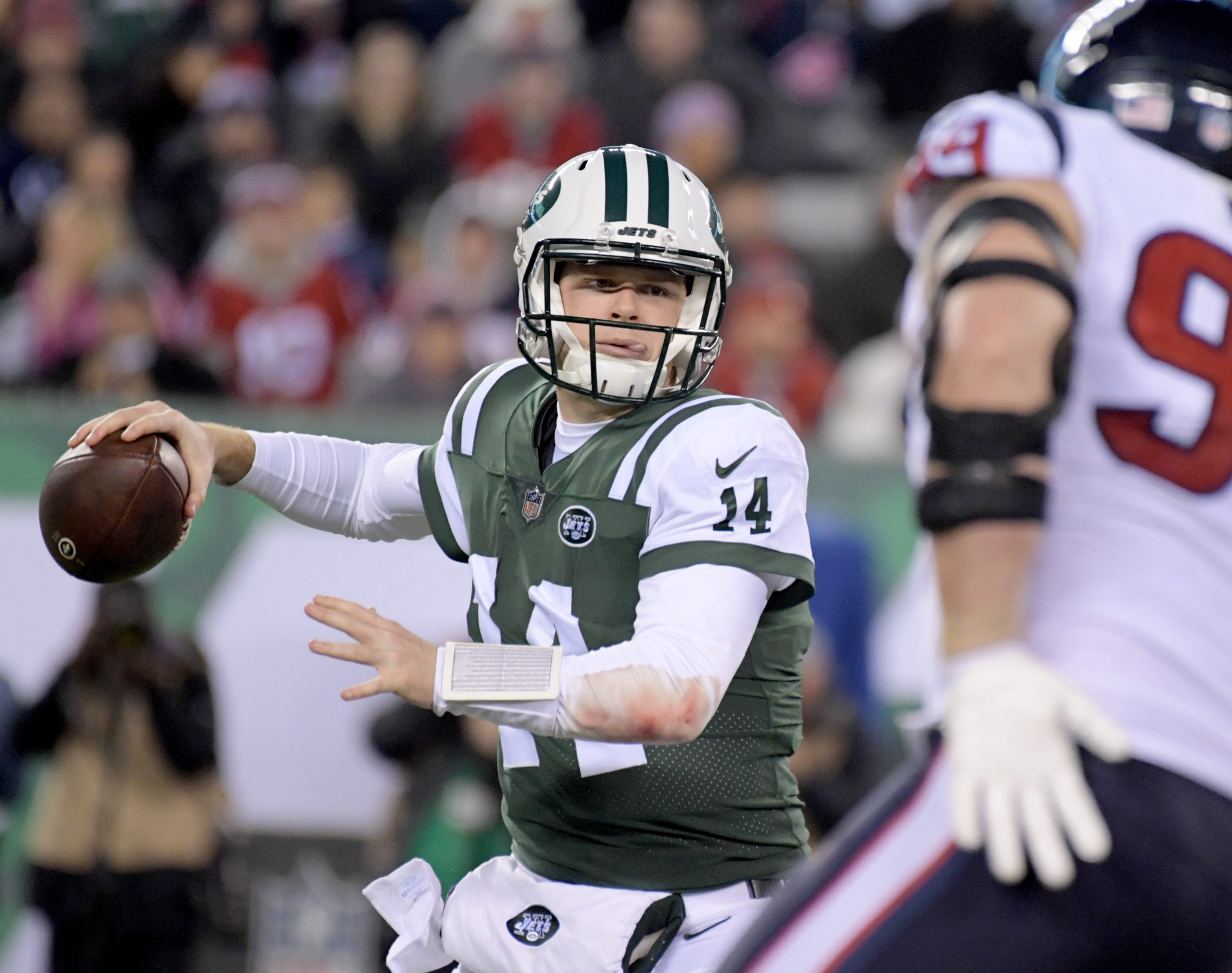 27. Jets (28): They couldn't close against Houston, but Sam Darnold provided further hopes he might really be savior this franchise has waited so long for.