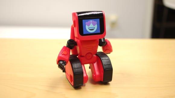 The Elmoji/Coji robot