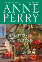 """""""A Christmas Revelation"""" by Anne Perry"""