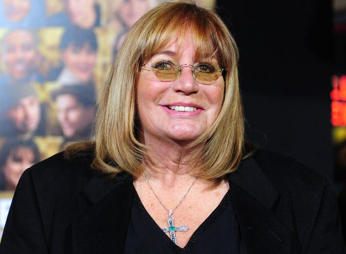 remembering actressdirector penny marshall 19432018