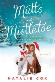 """""""Mutts and Mistletoe"""" by Natalie Cox"""