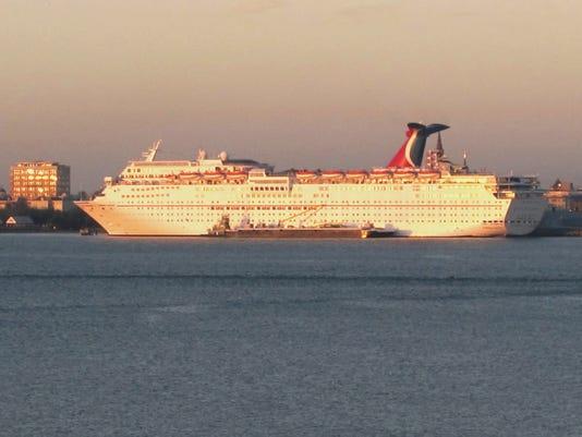 Ap Charleston Cruises A Usa Sc