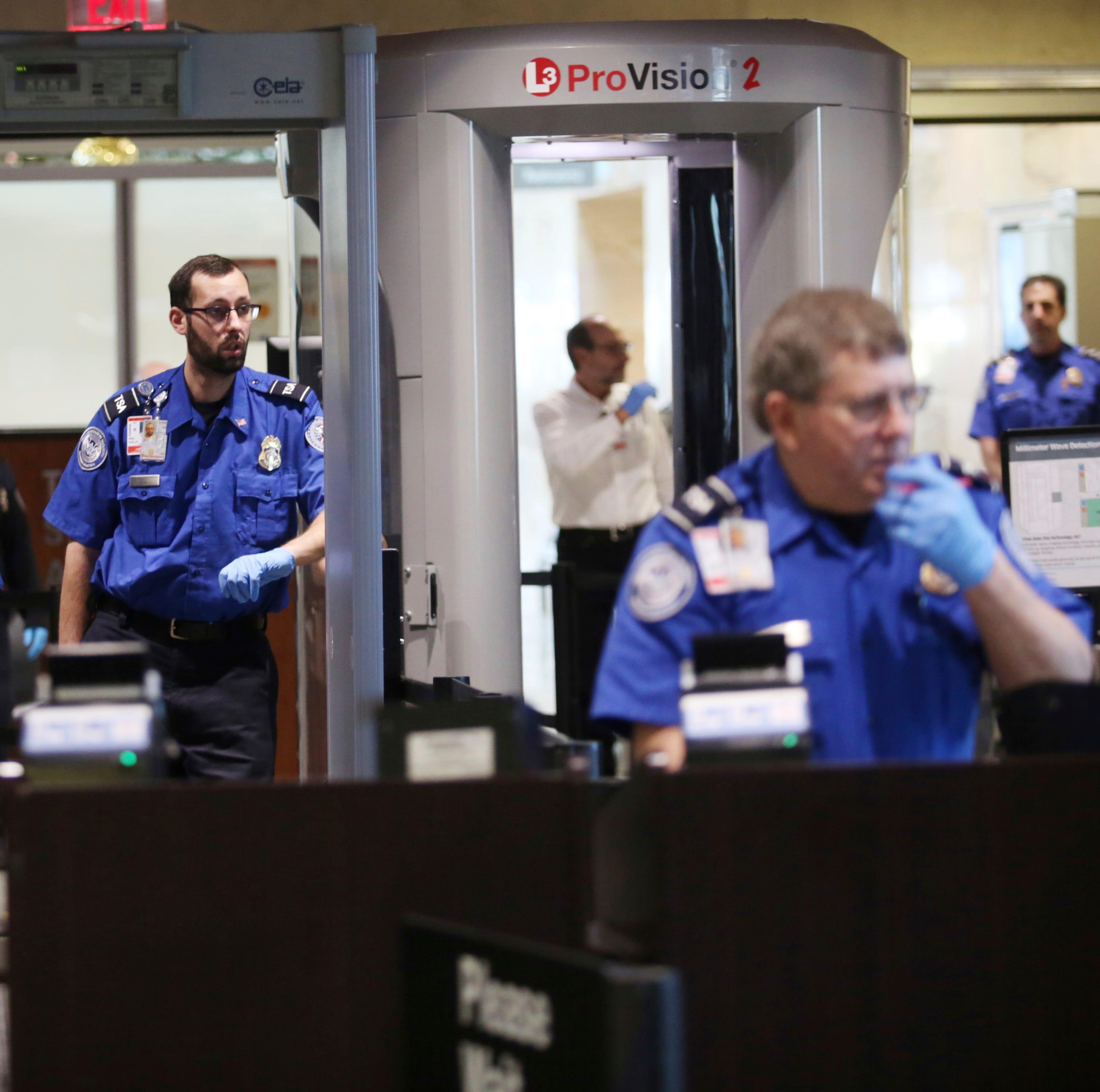 TSA Nashville holds hiring event amid shutdown, officers quitting across country