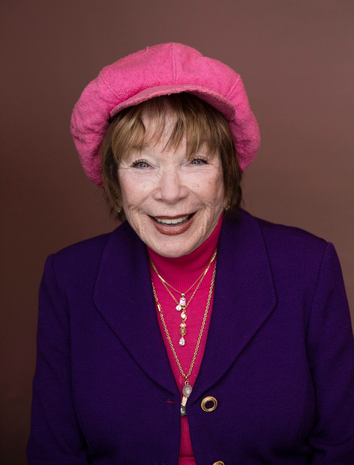 Shirley MacLaine on Oscars, remakes and 'the land of