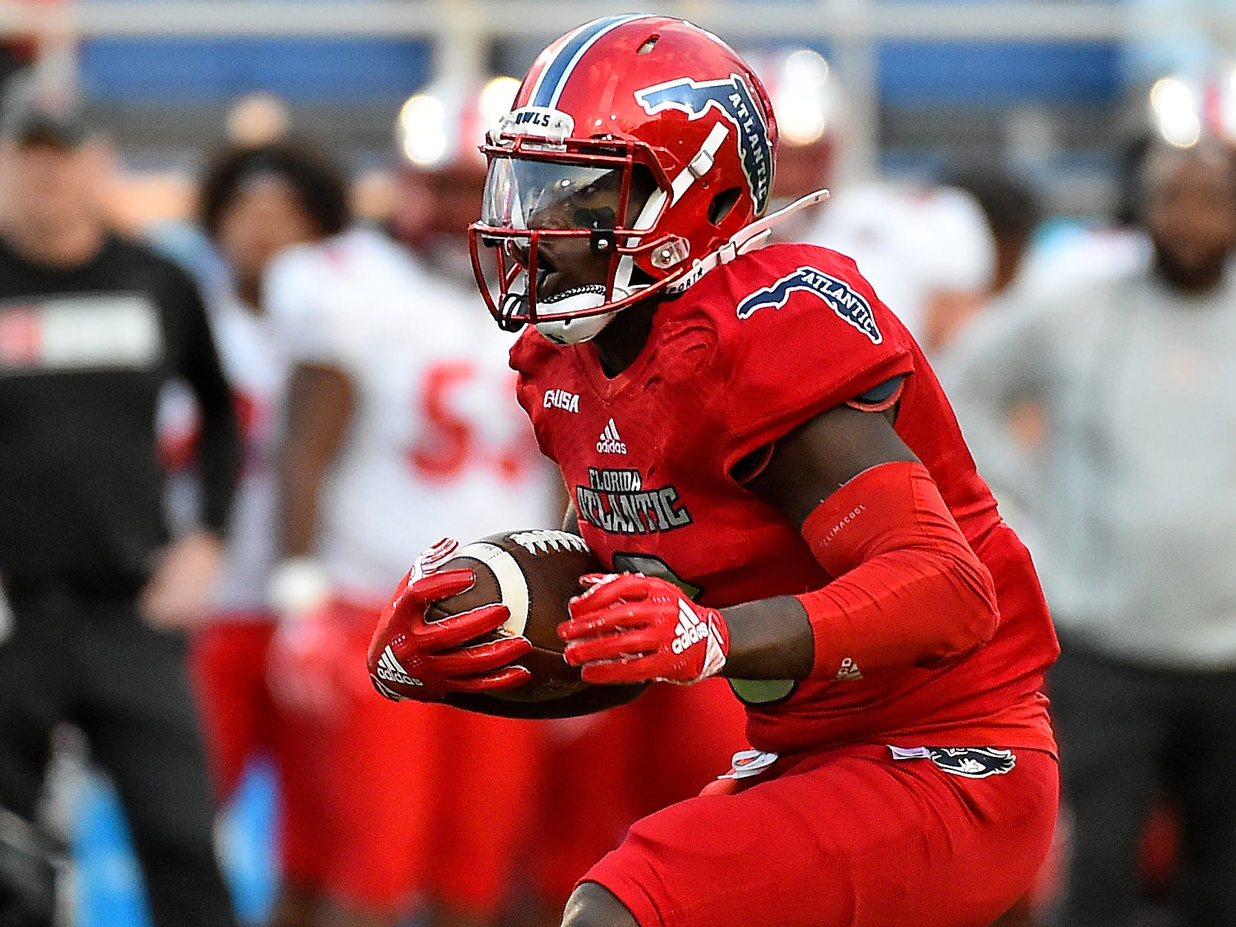 Kerrith Whyte Jr., RB, Florida Atlantic