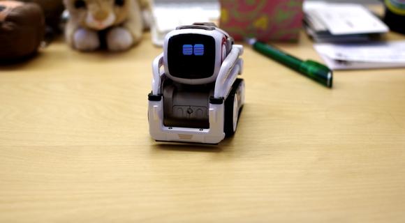 Cozmo the robot.