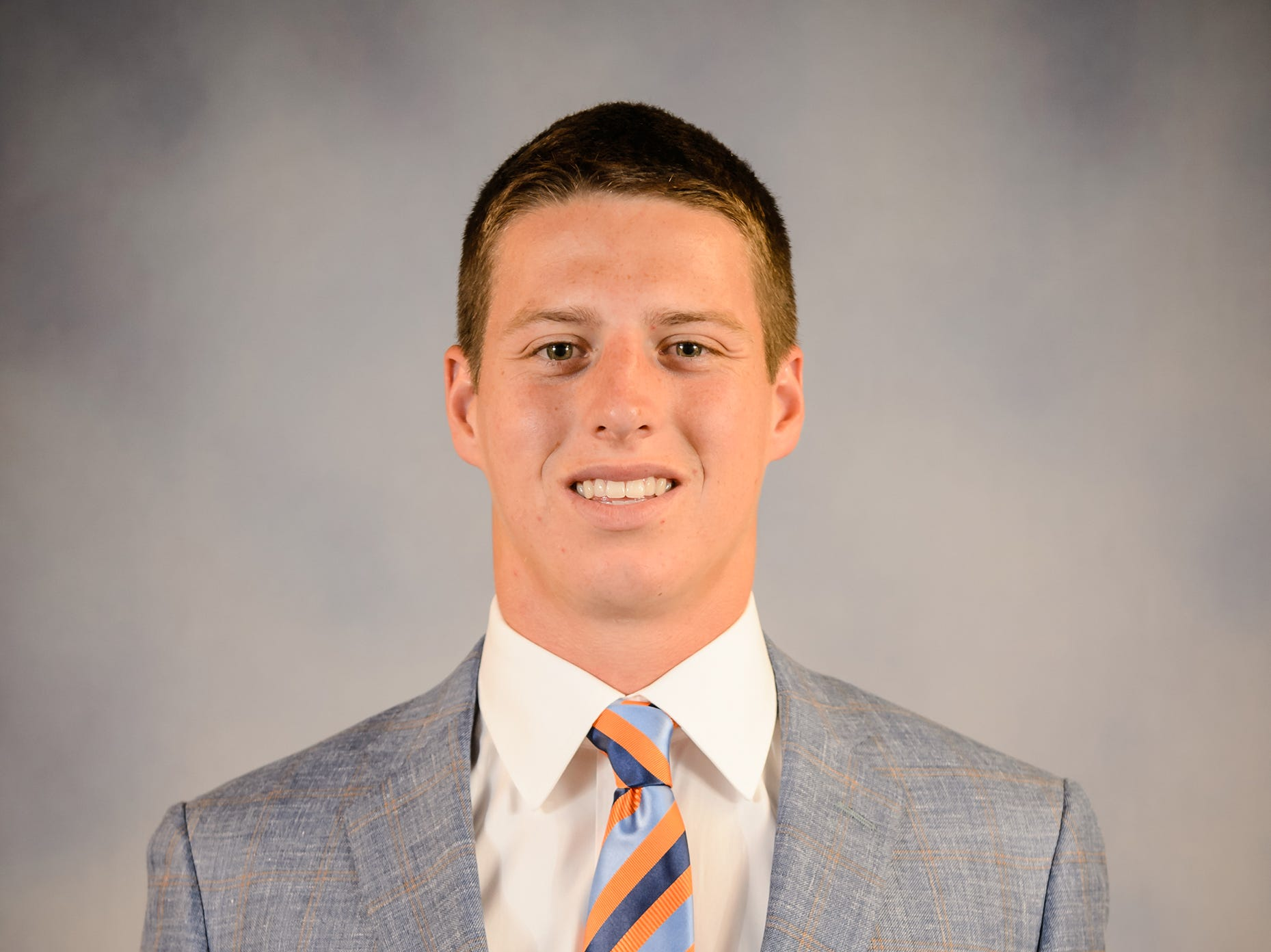 Clemson December graduate Garrett Williams