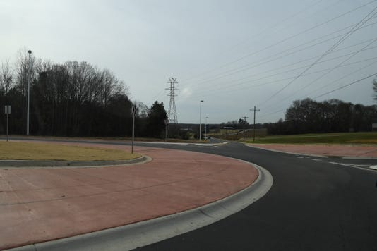 Anderson County Roundabouts