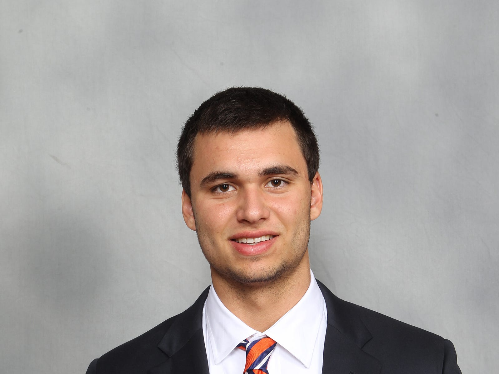 Clemson December graduate Cannon Smith
