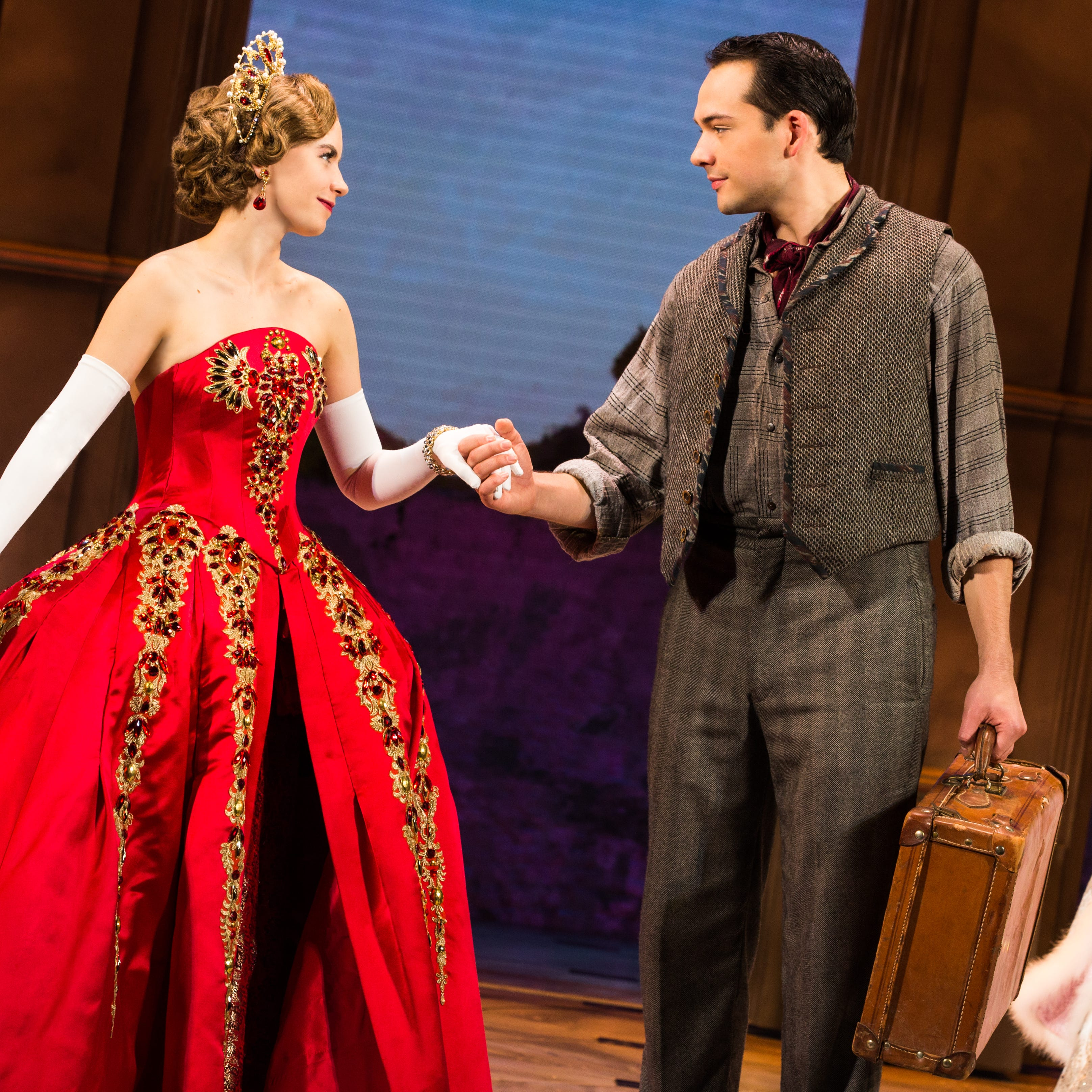 Review: 'Anastasia' musical truly enchanting at the Fox Cities PAC