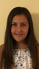 Asbury Park Press Student Voices Essay and Video Contest winner, Abbey Matarazzo.