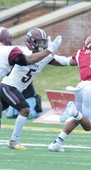 Cameron Coleman, a wide receiver from Cardinal Ritter College Prep in Saint Louis, Missouri, has signed a National Letter of Intent with Western Michigan University.