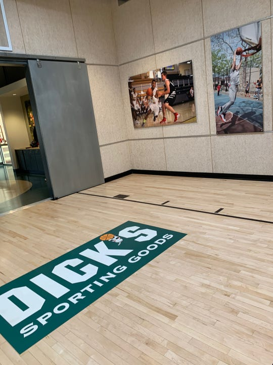 A $17,500 grant was awarded to the Binghamton City School District from the Dick's Sporting Goods Sports Matter program.