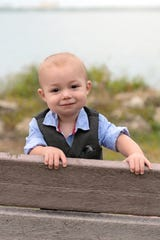 Hudson Roth is the January Space Coast Child of the Month.
