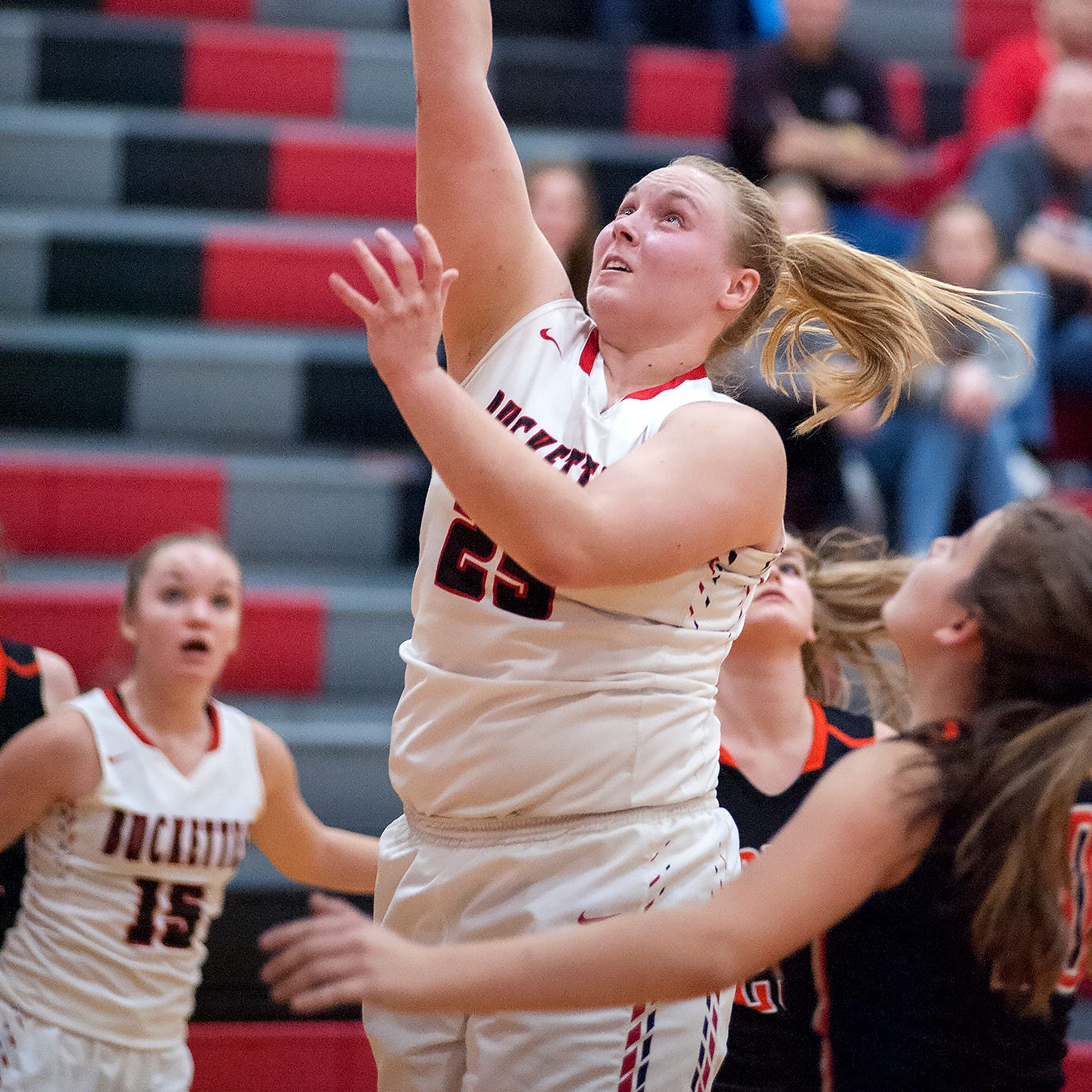 BC's Courtney Pifher named Telegraph-Forum girls basketball player of the year