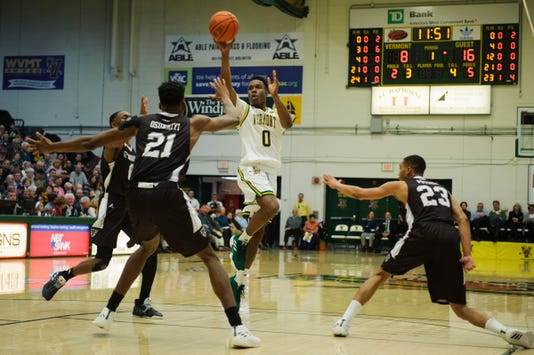 St Bonaventure Vs Vermont Men S Basketball 12 18 18