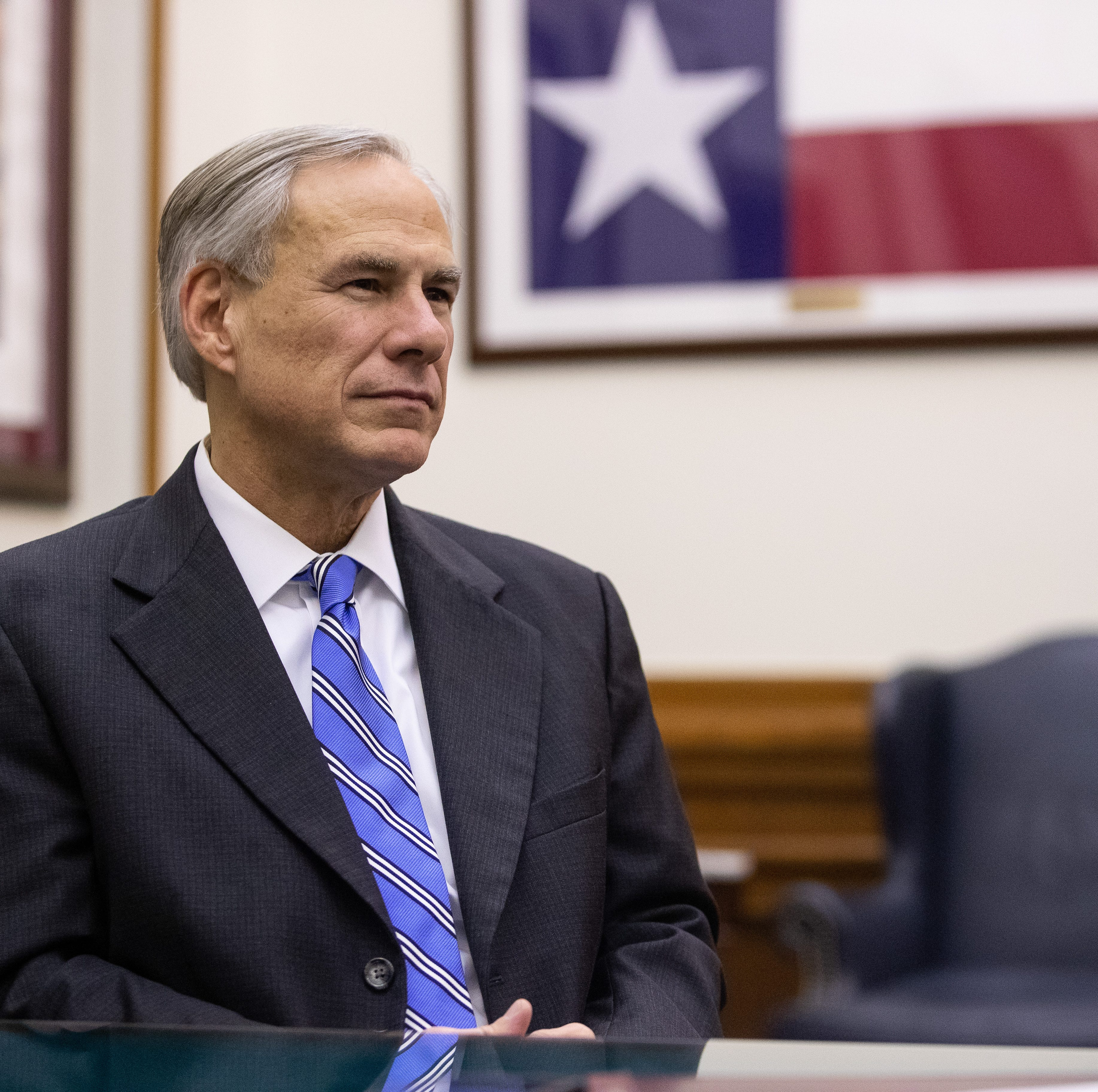 Texas Gov. Greg Abbott: Overcoming personal adversity shaped leadership in times of crisis