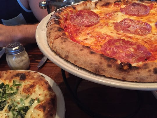Don't miss a chance to try pizza at Poppi's Brick Oven and Pizza Kitchen in Wildwood.