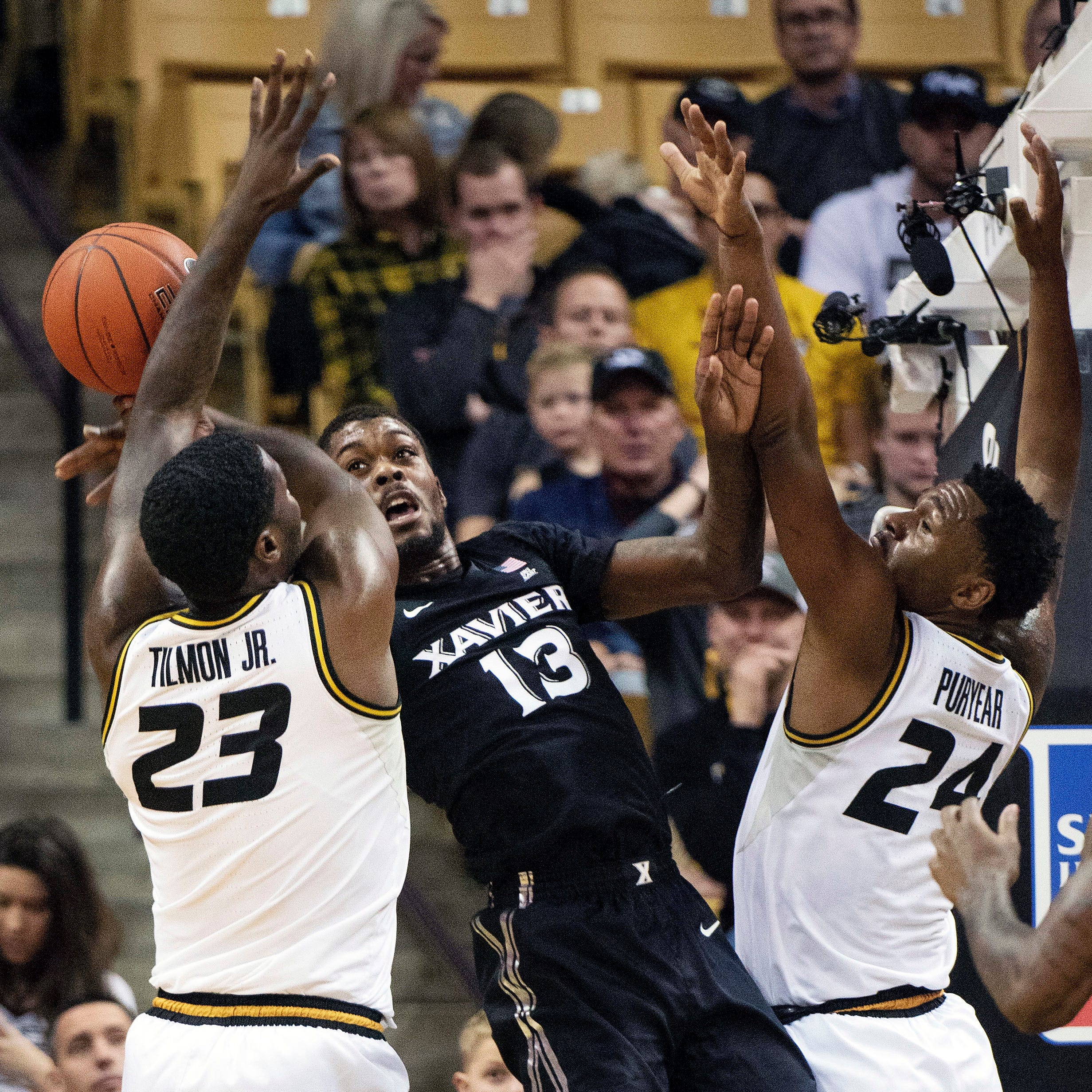 Travis Steele on Xavier's loss at Missouri: 'I didn't think we showed up'